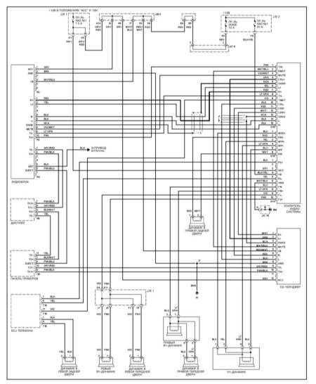 14.40  Аудиосистема (без системы навигации)