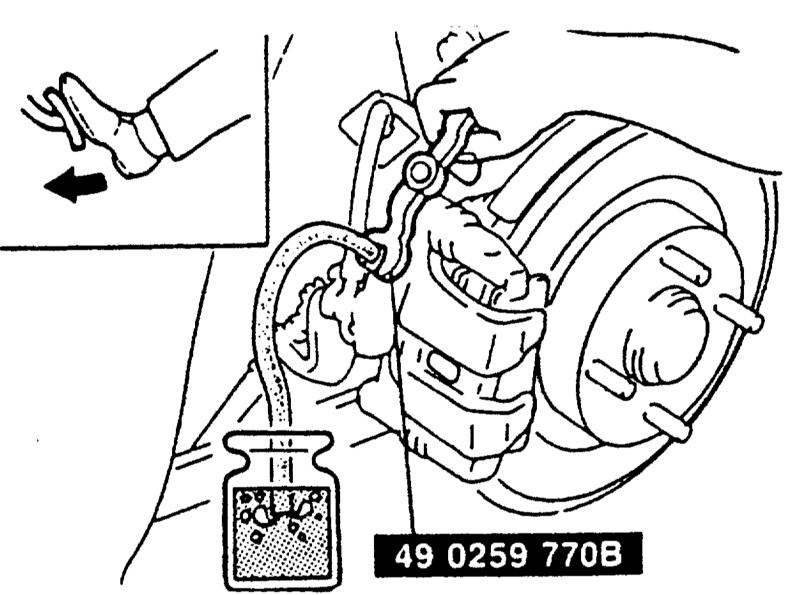 Прокачка тормозной системы мазда 3 Замена выключателя стоп-сигнала ford focus