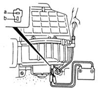 16.6  Проверка мотора вентилятора/предрезисторов