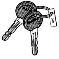 17.3  Ключи
