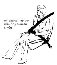 17.11  Ремни безопасности (если имеется)