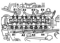 2.18 Проверка/регулировка зазора клапанов