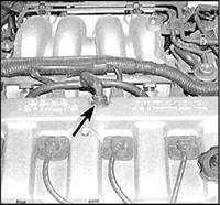 2.21 Проверка и замена клапана вентиляции картера