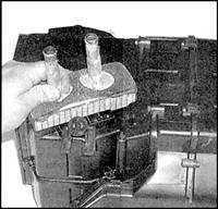 4.12 Радиатор обогревателя Mazda 626