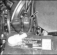 4.4 Охлаждающие вентиляторы Mazda 626