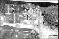 4.6 Водяной насос Mazda 626