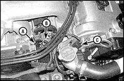 4.7 Датчик температуры охлаждающей жидкости Mazda 626