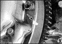 8.3.3 Элементы механизма сцепления Mazda 626