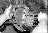 9.4 Тормозные накладки дисковых тормозов