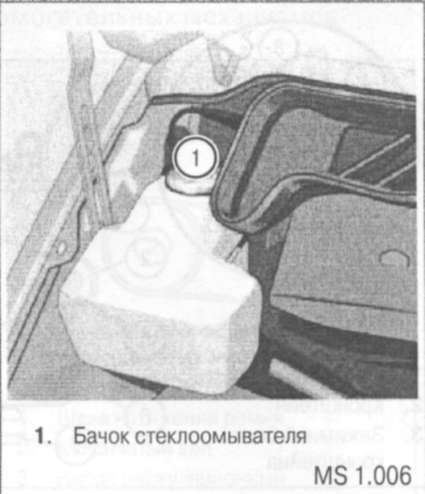 2.2.12 Стеклоомыватель