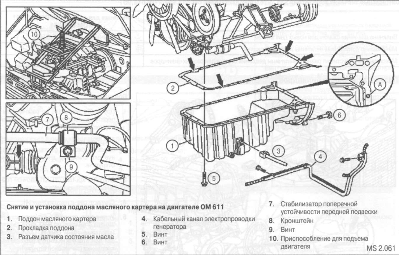 схема электропроводки мерседес спринтер