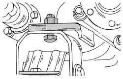 7.1 Снятие и установка коробки передач Mercedes-Benz Sprinter