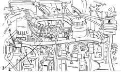 11.6 Снятие и установка насоса гидроусилителя Mercedes-Benz Sprinter