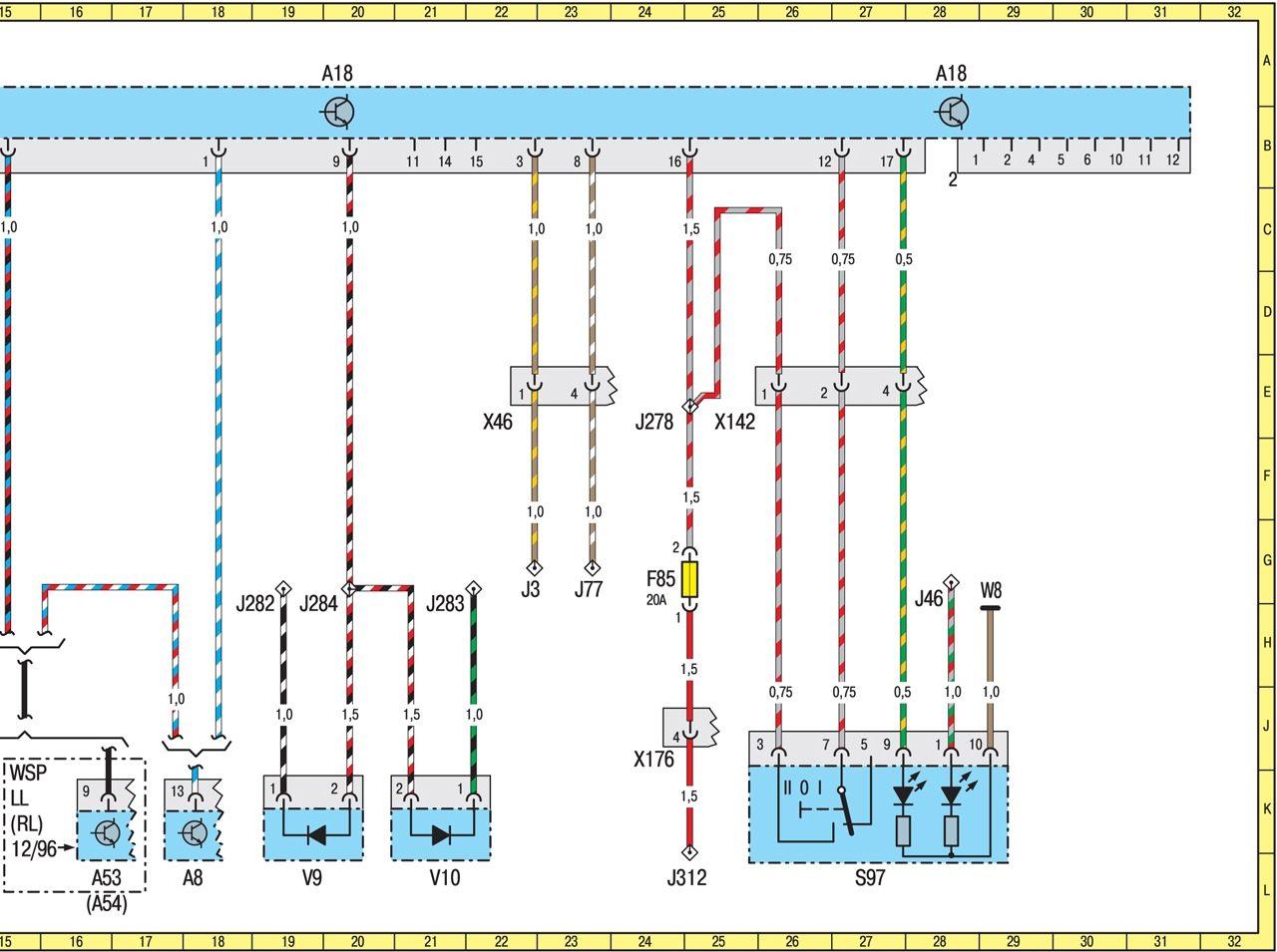 Схема подключения магнитолы на мерседес ml 320