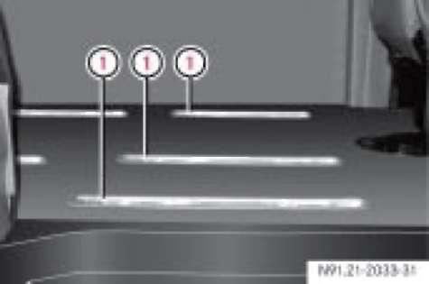 4.2.8 Анкерное крепление сидений в задней части салона