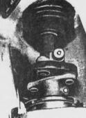 9.2 Снятие и установка соединительной муфты и деформируемого вала рулевой   колонки
