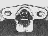 12.3 Снятие и установка крышки багажника