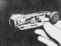 12.9 Снятие и установка механического стеклоподъемника двери