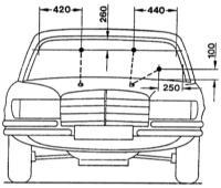 12.38 Снятие, регулировка и установка жиклеров омывателей стекол