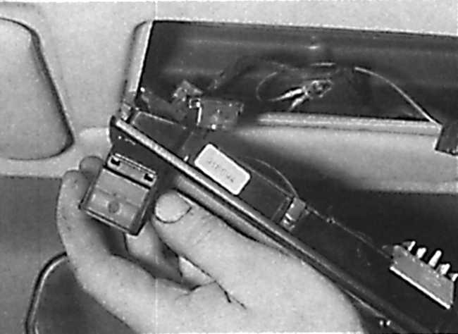 фото реле электролюка мерседес 124