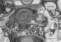 1.45.2 Если двигатель не запускается, даже если стартер работает нормально