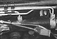 1.45.5 Проверка герметичности соединений Mercedes-Benz W124