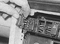 26.6.5 Передние переключатели центральной консоли