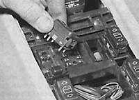 26.6.6 Задние переключатели центральной консоли