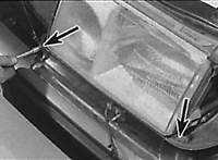 26.9 Устройства внешнего освещения Mercedes-Benz W124