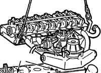 5.12 Головка блока цилиндров Mercedes-Benz W124