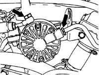 8.4 Снятие и установка 4-цилиндровых бензиновых двигателей