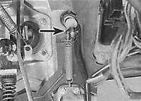 10.8 Трос акселератора Mercedes-Benz W124