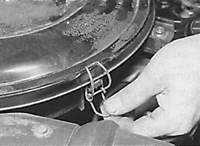 10.3 Воздушный фильтр и фильтрующий элемент Mercedes-Benz W124