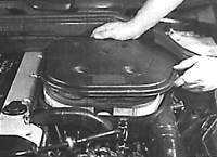 11.4 Воздушный фильтр Mercedes-Benz W124