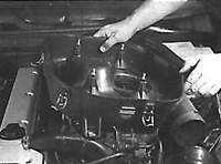 11.5 Кожух воздушного фильтра Mercedes-Benz W124