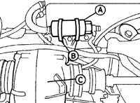 11.9 Топливный насос Mercedes-Benz W124