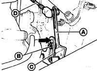 13.7 Трос акселератора Mercedes-Benz W124
