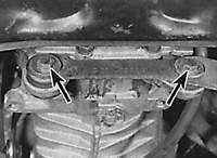 20.7 Снятие и установка коробки передач