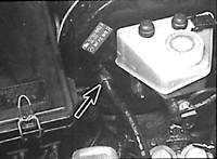 23.14 Односторонний клапан вакуумного усилителя тормозов