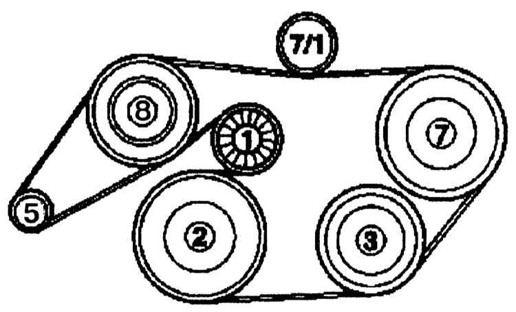 Мазда 3 ремень генератора схема замена 100
