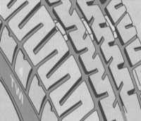 3.6 Проверка состояния шин и давления в них, обозначение шин и дисков   колес, ротация колес