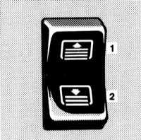 2.4.2 Органы управления и оборудование салона Mercedes-Benz W140