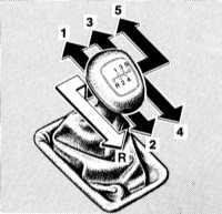 2.6.4 Начало движения и переключение передач