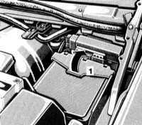 14.6 Электрические предохранители Mercedes-Benz W140