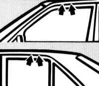 2.4.5 Установка верхнего багажника