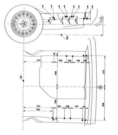 2.1 Спецификации Mercedes-Benz W140
