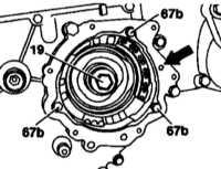 6.6.4 Снятие и установка топливного насоса высокого давления (ТНВД)