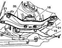 10.2 Карданный вал Mercedes-Benz W140