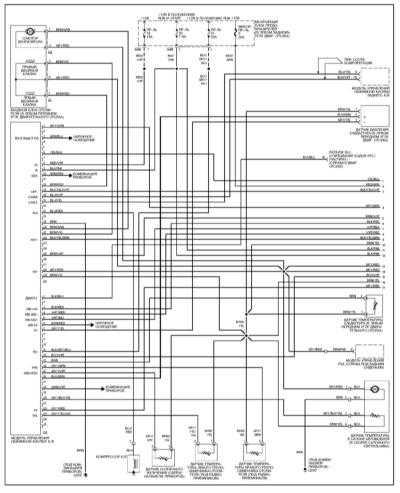 14.9.31 Система автоматического кондиционирования воздуха в салоне