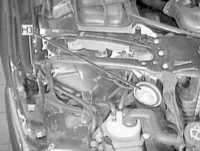 14.8 Расположение основных электрических элементов системы электрооборудования   кузова автомобиля Mercedes-Benz W140